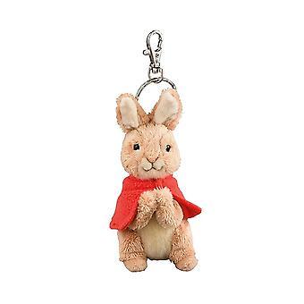 Beatrix Potter Flopsy Rabbit Plush Keyring