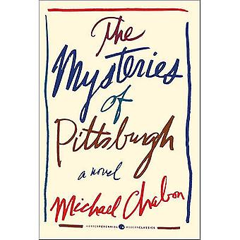 The Mysteries of Pittsburgh by Michael Chabon - 9780062072238 Book