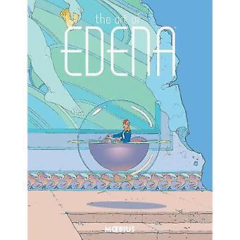 Moebius Library - The Art Of Edena by Moebius - 9781506703213 Book