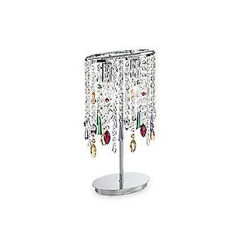 Ideális Lux-Rain színes asztali lámpa IDL105284