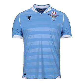 2019-2020 Lazio Authentic Home Football Shirt (Kids)