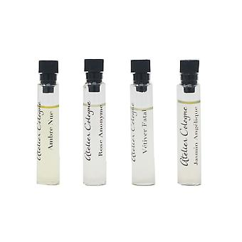 Atelier Cologne Avant Garde Collection Cologne Absolue 4 X 2ml With Postcard