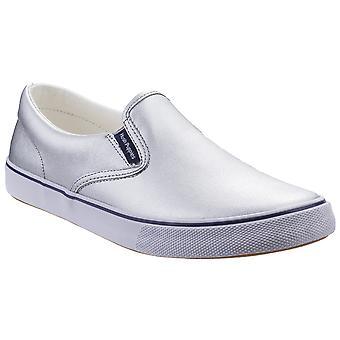 هش الجراء النساء Byanca زلة الجلود على أحذية Plimsolls