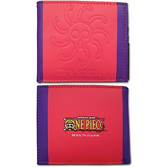 Wallet - One Piece - Kuja Pirates Bi-Fold Toys Gifts Anime Licensed ge61855