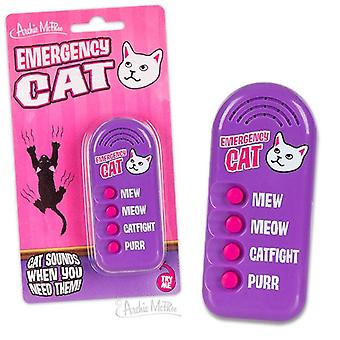Towary postaci - Archie McPhee - Button - Emergency Cat 12743