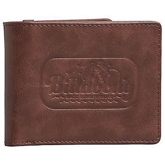 Billabong Bifold Wallet ~ Walled chocolate