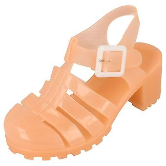 Lugar de meninas na Jelly Shoes
