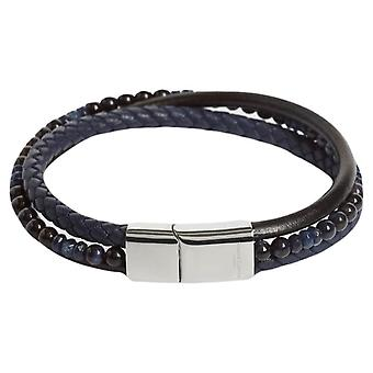 Simon Carter Bodella Bracelet - Black/Navy