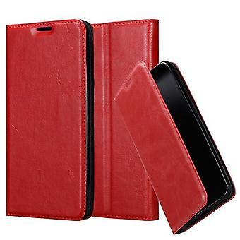 Custodia Cadorabo per la copertura per caso di Nubia M2 LITE - Custodia del telefono con chiusura magnetica, funzione Stand e custodia per scheda - Case Cover Case Case Case Case Folding Style