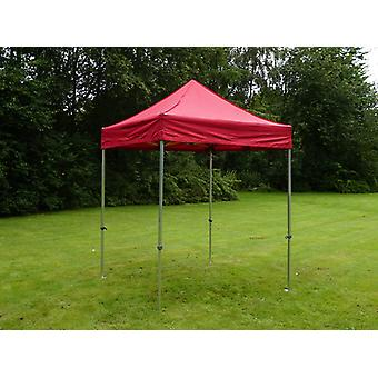 Quick-up telt FleXtents PRO 2x2m Rød