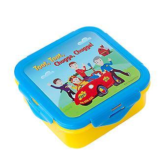 Wiggles lounas laatikko II