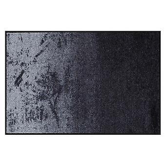 Salonloewe Fußmatte waschbar Shabby Grey 50x75 cm SLD0813-050x075
