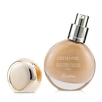 Guerlain L & rsquo; essentiel Natural Glow säätiö 16h Wear SPF 20-# 035c beige viileä-30ml/1oz
