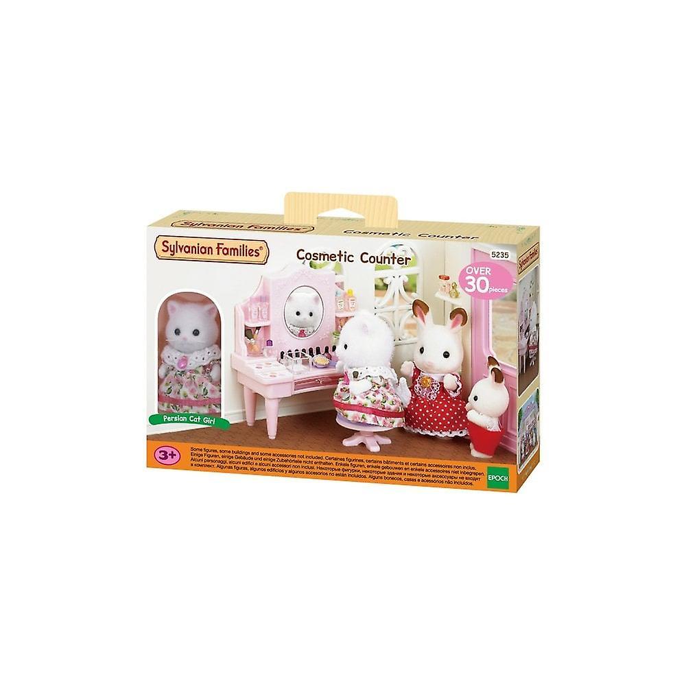 Sylvanian Families Cosmetic Counter  5235