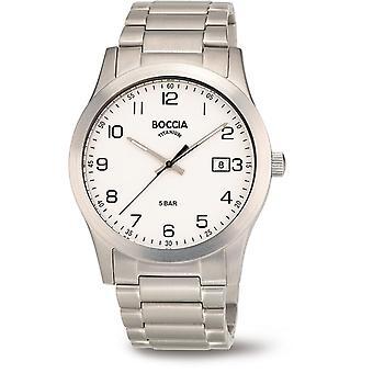 Boccia Titanium 3619-01 Men's Watch