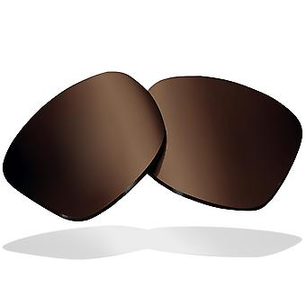 SEEK Replacement Lenses Compatible for ELECTRIC KNOXVILLE Polarized Brown