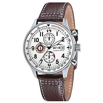 AVI-8 Hawker Hurricane Watch - Brown/White