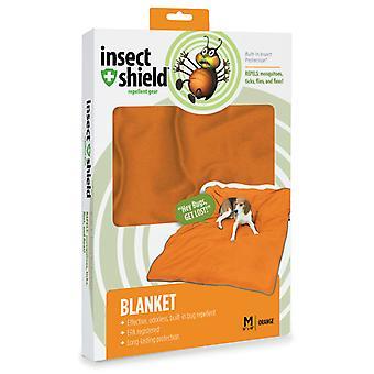 昆虫盾毛布キャロット