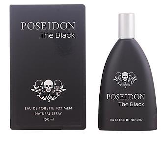 Posseidon Poseidon The Black For Men Edt Spray 150 Ml For Men