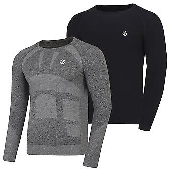 Dare 2b Mens In The Zone Seamsmart Long Sleeve Top Baselayer