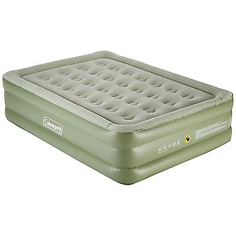 Coleman Maxi Comfort Raised King Size Airbed Inflatable Air Bed & Carry Bag