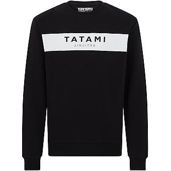 Tatami Fightwear Jiu-Jitsu originele Pullover trui-zwart