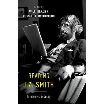 Reading J. Z. Smith by Russell T McCutcheon