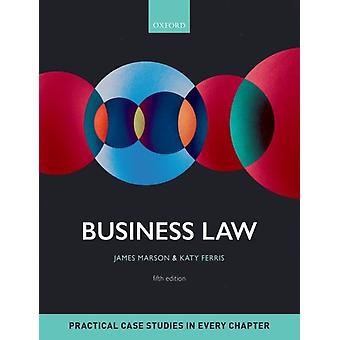 Business Law by James Marson