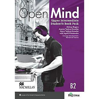 Open Mind British edition Upper Intermediate Level Students by Mickey Rogers