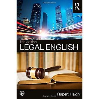 Juridisch Engels door Rupert Haigh