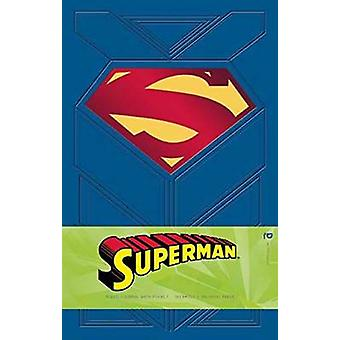 Superman Hardcover Ruled Journal by Insight Editions