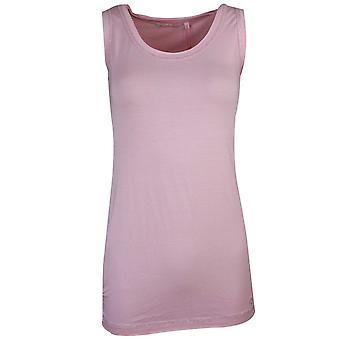 Sundae Tee Victoria Baby Pink Sleeveless Vest