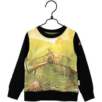 College sweater, Moomin