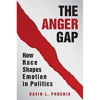 Anger Gap by Davin L Phoenix