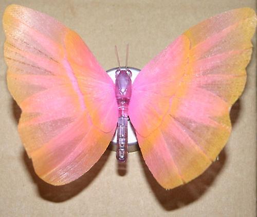 Pink Magic Schmetterling Licht, Farbe verändert!