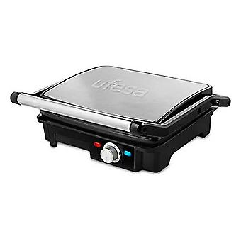 Contact Grill UFESA PR2000 2200W Black Stainless steel
