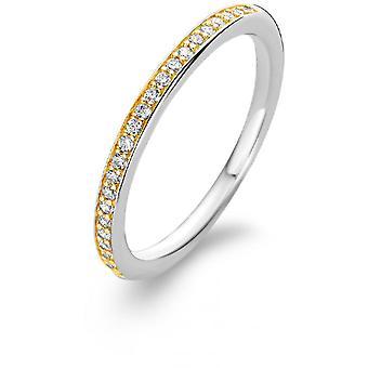 Ring Ti Sento 1923ZY - ring silver Zirconium woman