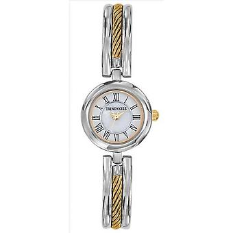 Watch Trendy Kiss watches TM10114-31 - watch metal silver Cable Dor woman