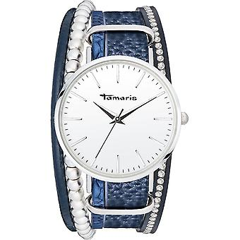 Tamaris - Wristwatch - Women - TW102 - silver, blue