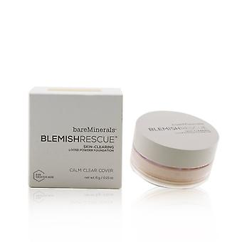 Bareminerals Blemish Rescue Skin Clearing Loose Powder Foundation - # Fairly Medium 1.5c - 6g/0.21oz