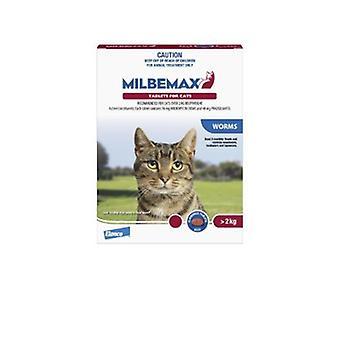 Milbemax Large Cat 20 Tab Pack