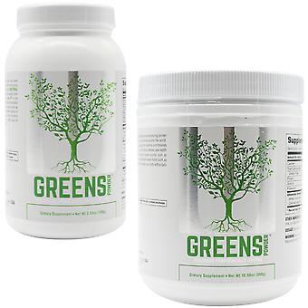 Pó de Verdes nutricionais Universais - 2 tamanhos - Naturalmente adoçado com Stevia