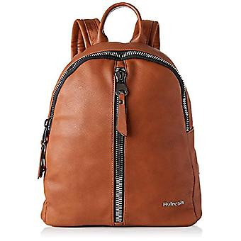 REFRESH 83231 - Brown Women's Backpack Bags (Camel) 34x36x14 cm (W x H L)