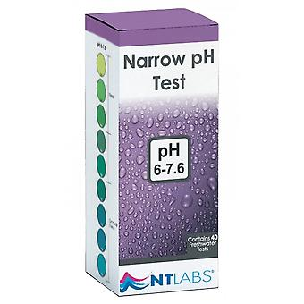 NT Labs Narrow PH 6-7.6 Test Kit