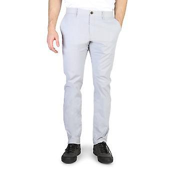 Tommy hilfiger men's trousers blue mw0mw01344