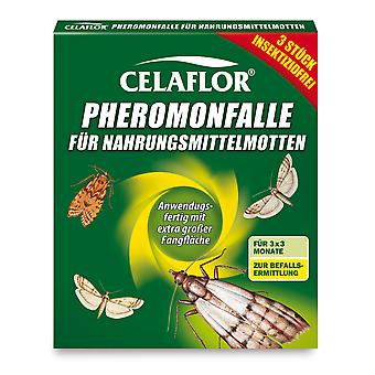 SUBSTRAL® Celaflor® pheromone trap for food moths, 3 pieces