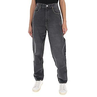 Isabel Marant ÉToile Pa136020p016e02fk Women's Black Polyester Jeans