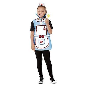 Dievčatá sestra maškarné šaty Kit (jedna veľkosť)