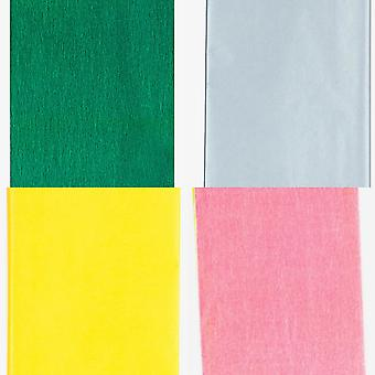 County Lightweight Crepe Paper (Pack Of 12)