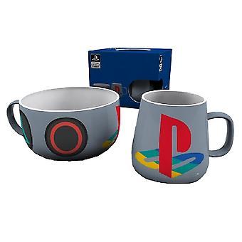 Playstation-Frühstücks-Set